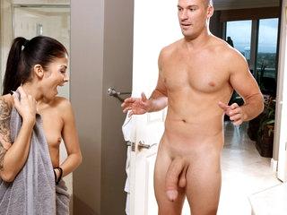 Sadie Pop in Shower Seduction - TeamSkeet