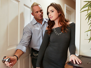 Jodi Taylor & Marcus London inForbidden Negotiations #04 - My Son's Girlfriend, Scene #03