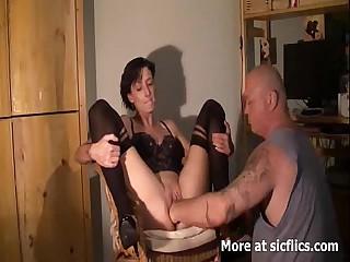 Animal pussy fisting orgasms