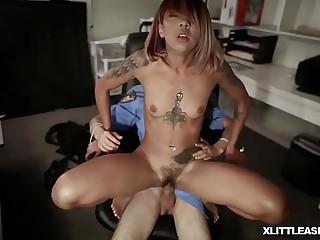 Ninja gunsel munching El Caballos cock