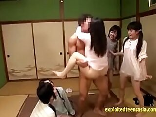 Aisu kokoa-MMT100Five Jav Teen Schoolgirls Fucked