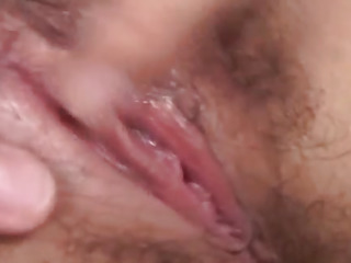 Unknown Model has cunt ill at ease and fucked by guys nearly threesome