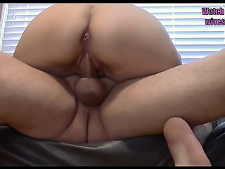 Most Excellent nonprofessional creampies fidelity three