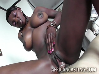 TERESIA African casting