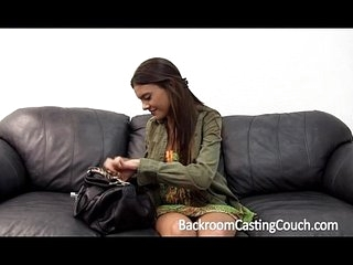 Creampie 4 Teen on Shipwreck throw off Couch