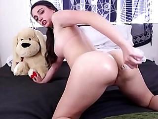 cute teen girl anal masturbation-watch pt2 unaffected by topgirltube.com