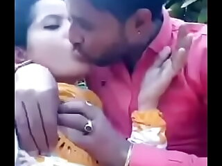 Desi couple fuck in outdoor hindi talk