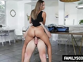 My new latina Stepmom