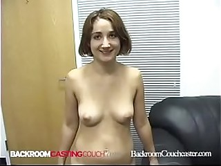 Young Cute 18yo Amateur Teen Holly Fucked & Cummed On More HollyWood!